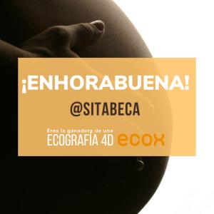 Ecografía 4D CD+Foto impresa+Canastilla (2)