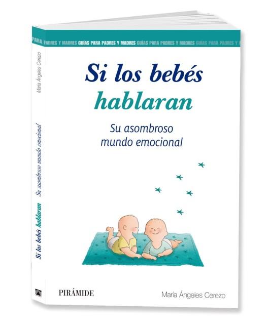 portada 3D libro si los bebes hablaran